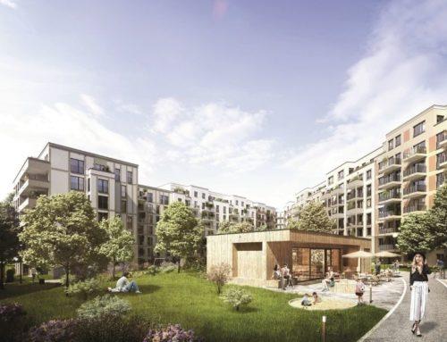 Stadtquartier der Zukunft