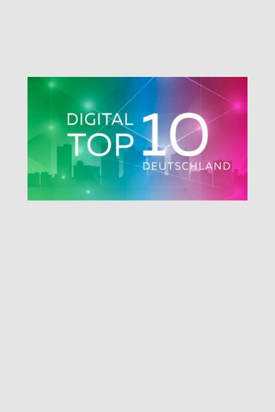 Digital Top 10: Projekte 2021