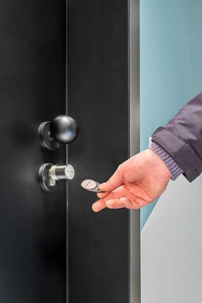 Schlüssellos durchs Quartier