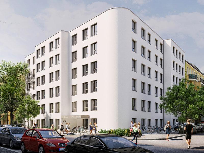 Living House Berlin von Reos entwickelt