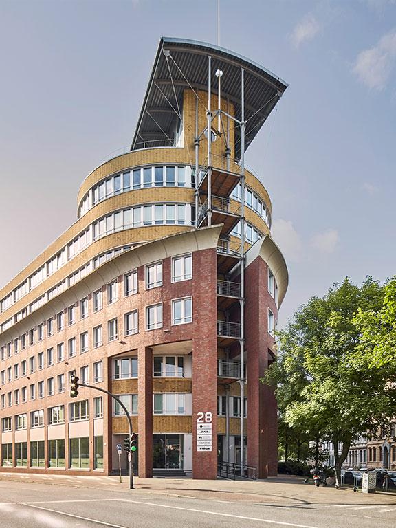 Reos Office in Hamburg