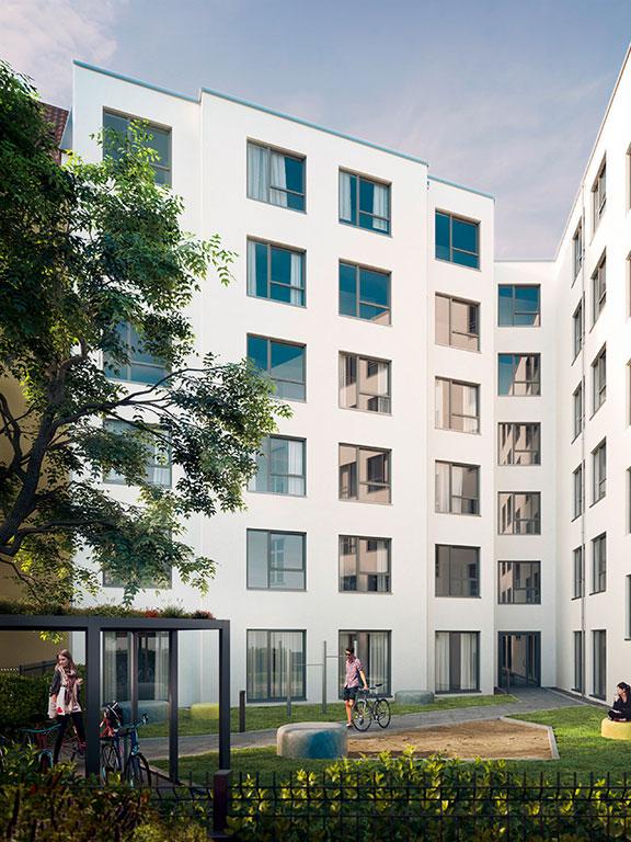 Wohnkonzepte Student Housing